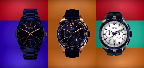 5bea8cfcd3d0 relojes lotus hombre ultimos modelos