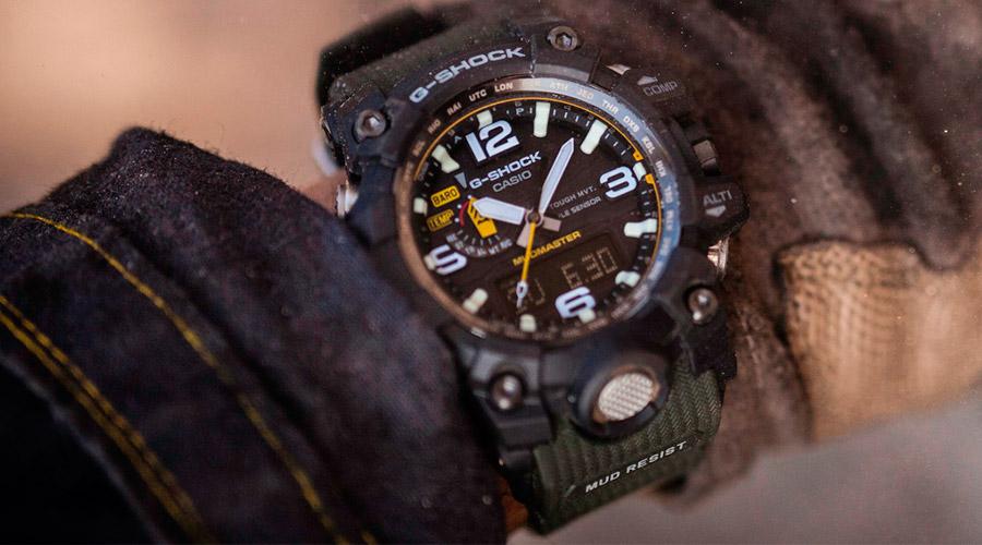 3e43b2f78502 Distribuidor oficial de los relojes Casio G-Shock Premiun Mudmaster ...