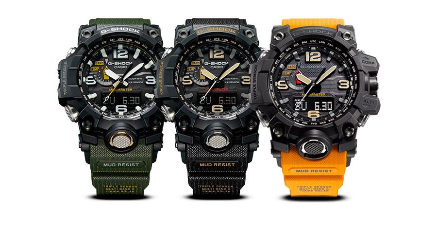 Oficial Mudmaster G Premiun Distribuidor Los Casio Shock De Relojes HD9YbE2eIW