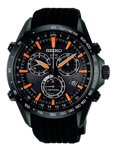 reloj-seiko-astron-gps-solar-hombre-acero-negro-detalles-naranja-sse017j1
