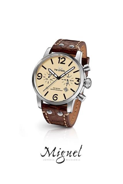 Reloj Tw Steel Maverick, de hombre.