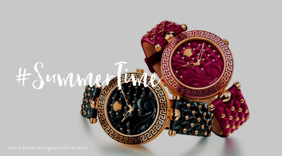 Promotion fashion watches #SummerTime 2017.