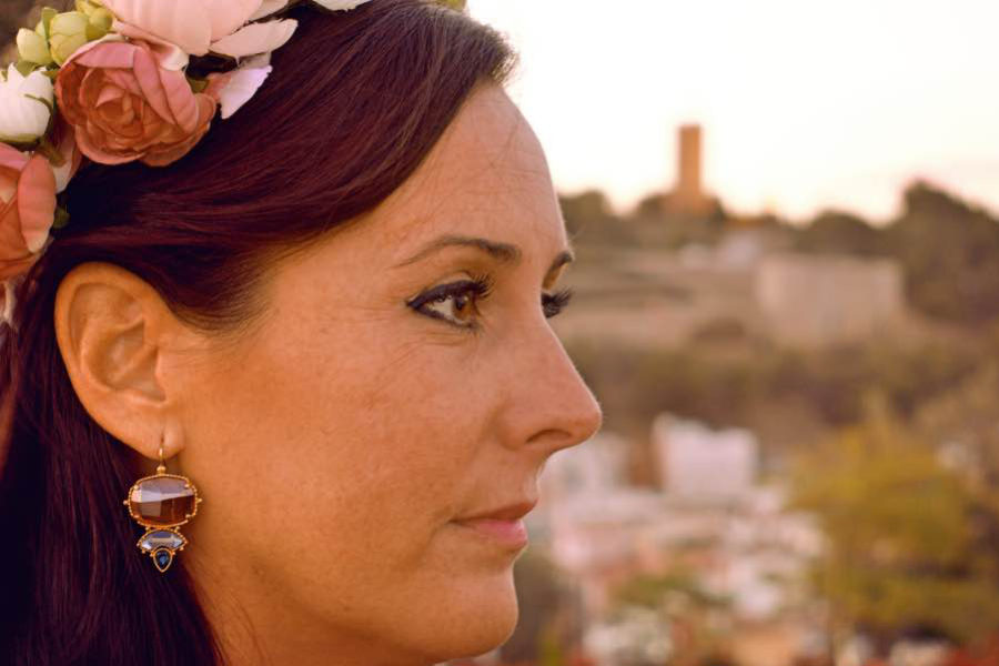 5 pendientes de flamenca en joyería.