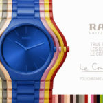 Rado True Thinline Les Couleurs Le Corbusier 2019.